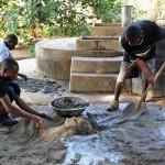 The Water Project: Mahera - 5 Amina Street Well Rehabilitation -