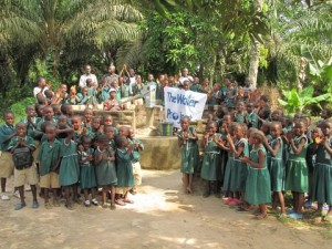 The Water Project : thank-you