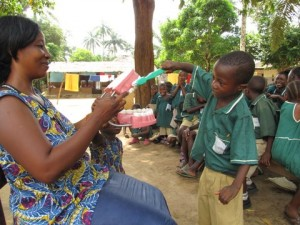 The Water Project : hygiene-oral