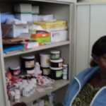The Water Project: Karero Medical Clinic -