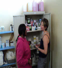 The Water Project : insideclinic-7