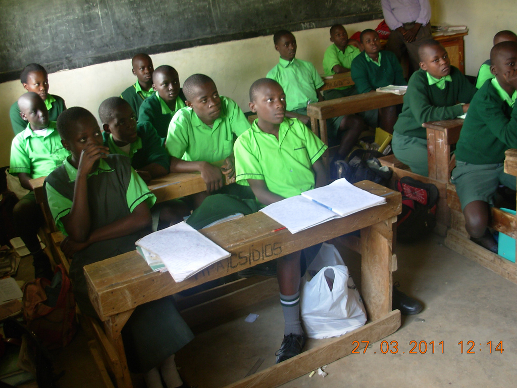 The Water Project : community-education-on-progress
