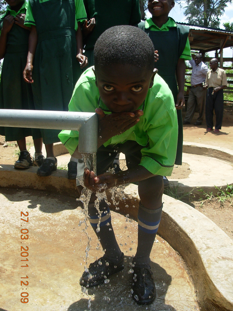 The Water Project : enjoying-after-rehabilitation