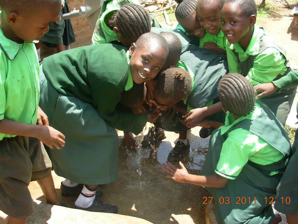 The Water Project : happy-after-rehabilitation