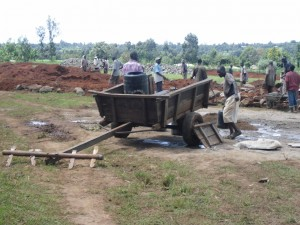 The Water Project : hafoland-naitiri-even-the-school-construction-workers-need-water-1280x960