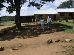 The Water Project : nabingenge-naitiri-catherine-jacob-assess-a-potential-site-for-the-borehole-1280x960-2