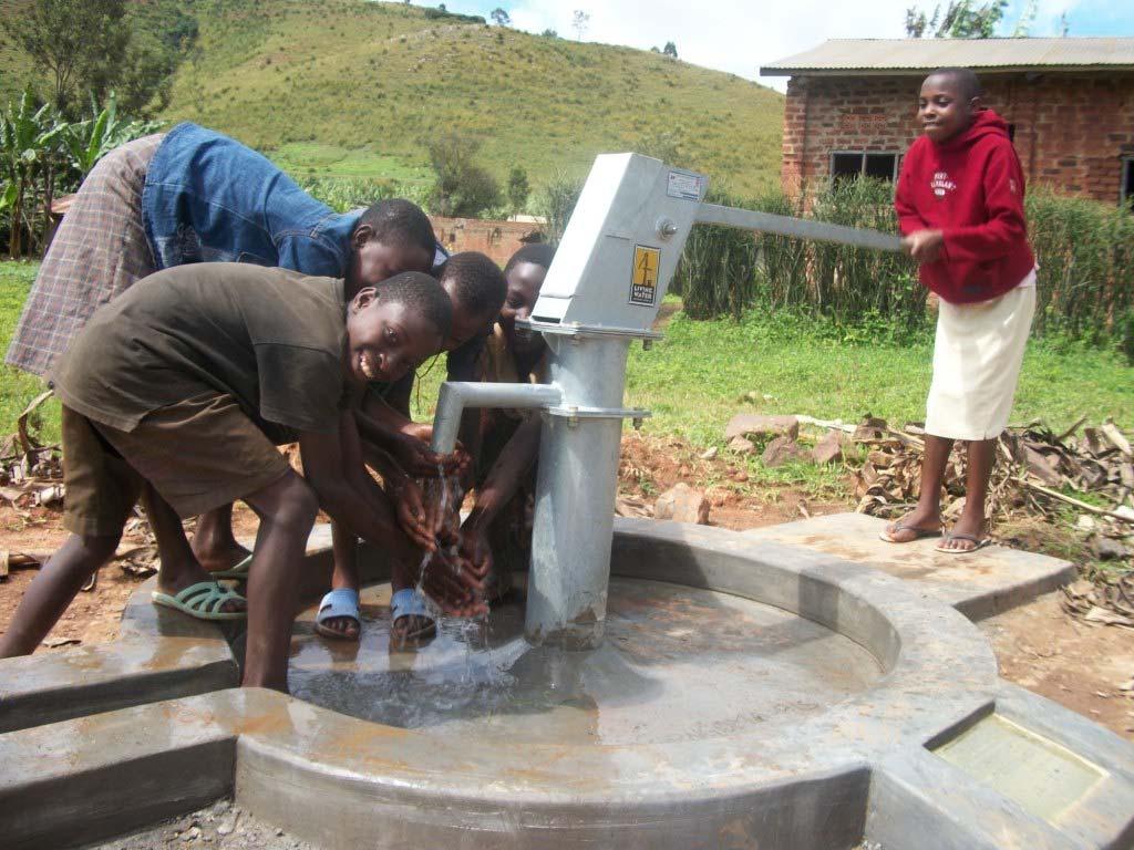 Photo of Rwengoma - Wells for Schools