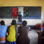 The Water Project: Rwengoma - Wells for Schools -