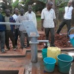 The Water Project: Kayonza Vocational College -