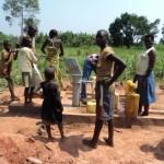 The Water Project: Centre de Sante Mukarange -