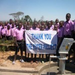 The Water Project: Kibeho Primary School -