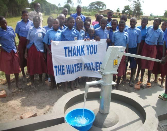 Photo of Kishami Primary School Well