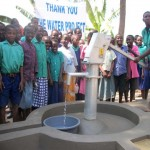 The Water Project: Nyakakongi School Well -