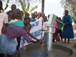Photo of Nyakakongi School Well
