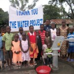 The Water Project: Butare Primary School -