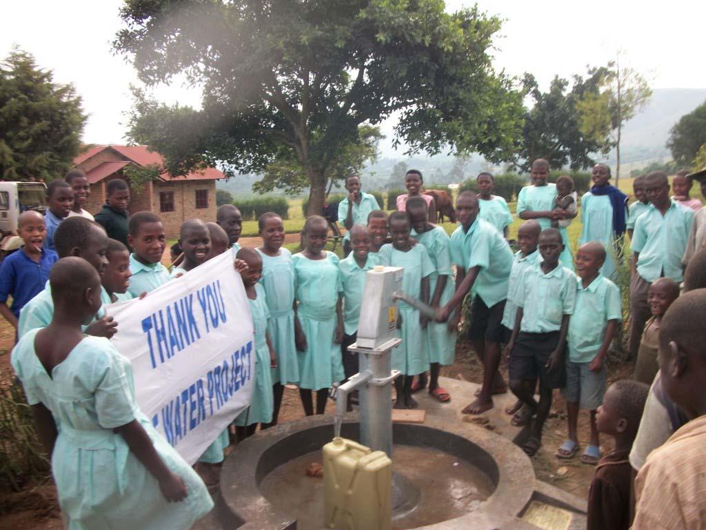 Photo of Kigarama Primary School Well