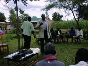 The Water Project : lunyu-chief-at-project-initiation-meeting-2