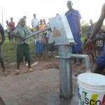 The Water Project: St. Theresa Secondary School Well -