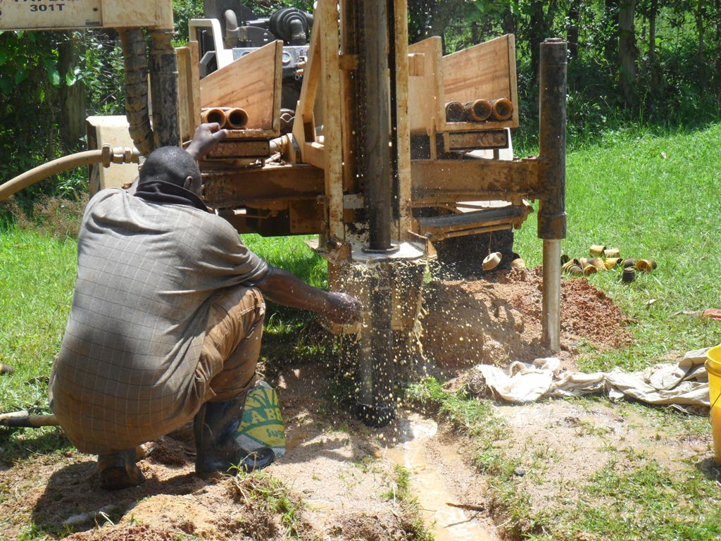 The Water Project : clean-water-from-the-well-manyala-hospital