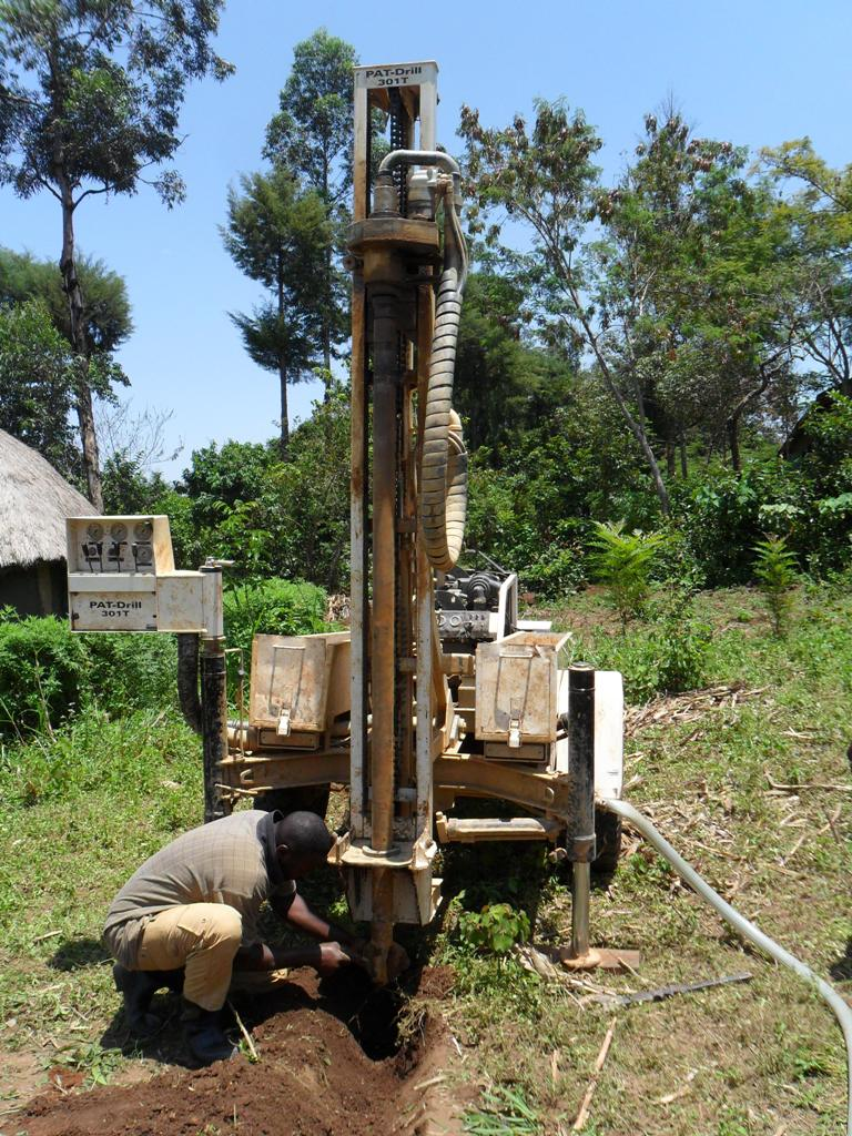 The Water Project : drilling-set-to-begin-at-eshiamboko-primary-school2-2