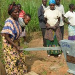 The Water Project: Gakiri Community Well -