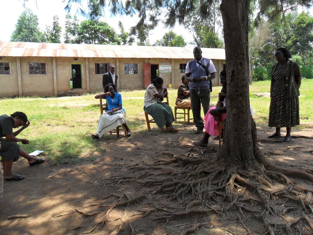 Photo of Eshiamboko Primary School
