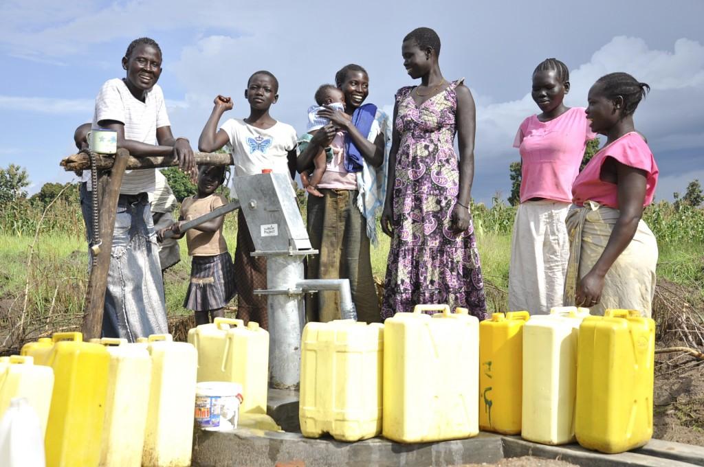 Photo of Bura Community Well