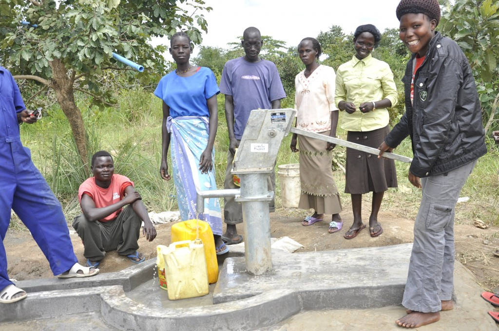 Photo of Lomura Community Well