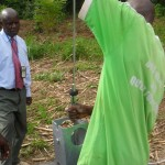 The Water Project: Eshiamboko Primary School -