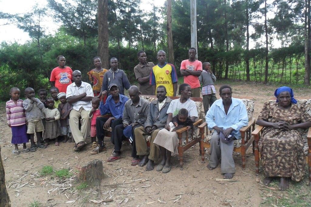 Photo of Emayungu Community Well