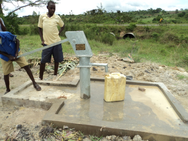 Photo of Ngarama Community Well