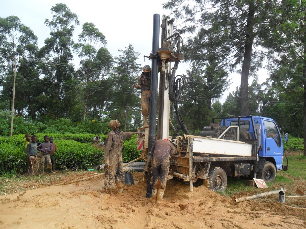 The Water Project : casing-of-madioli-primary-well-2