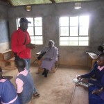 The Water Project: Madioli Primary School -