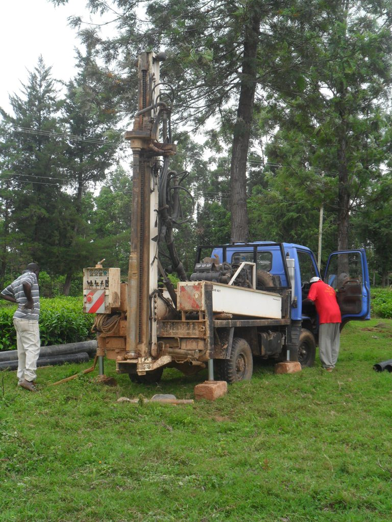 The Water Project : drilling-set-to-begin-at-madioli-primary-school-2