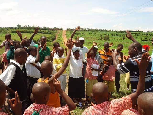 Photo of Bushoga Community Well