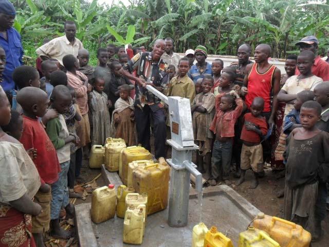 Photo of Musenyi Community Well