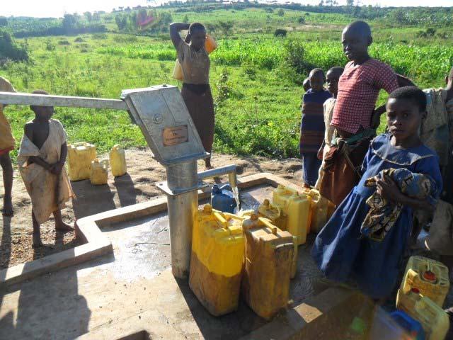 Photo of Nkoma Community Well