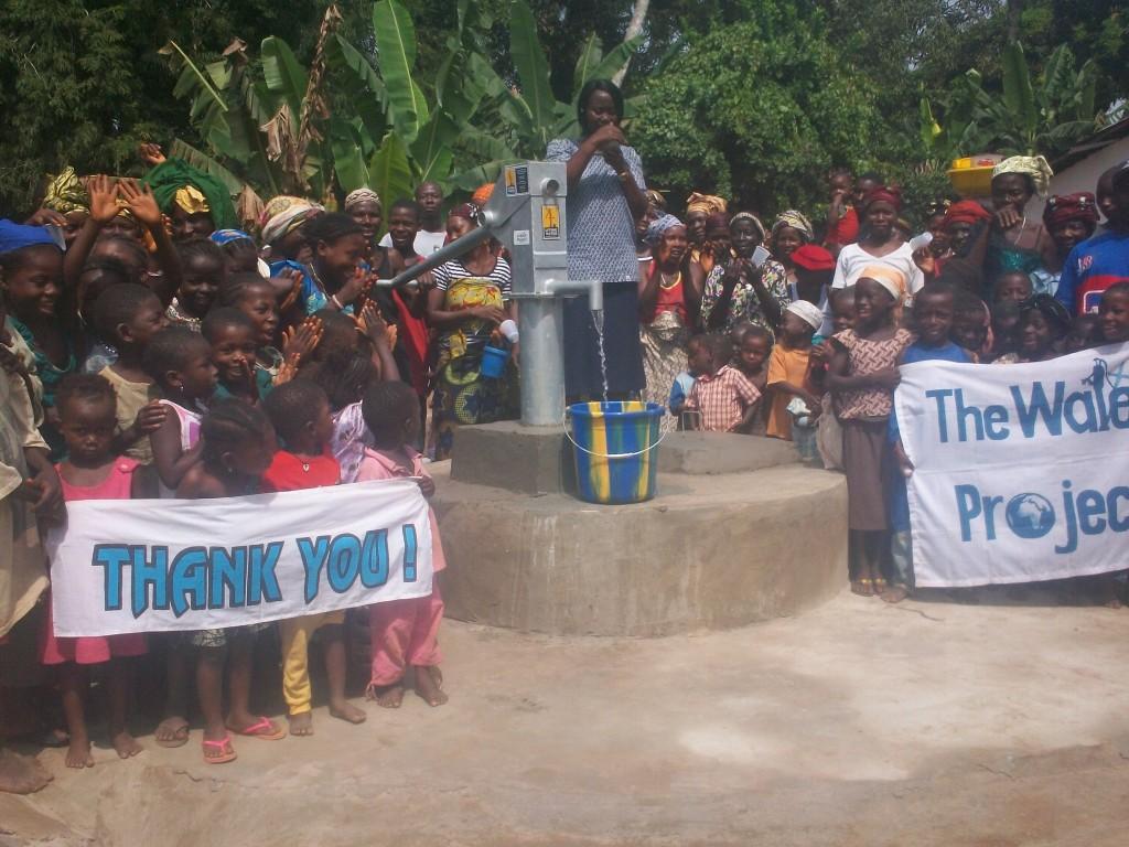 Photo of Kafunka Village Well Rehab