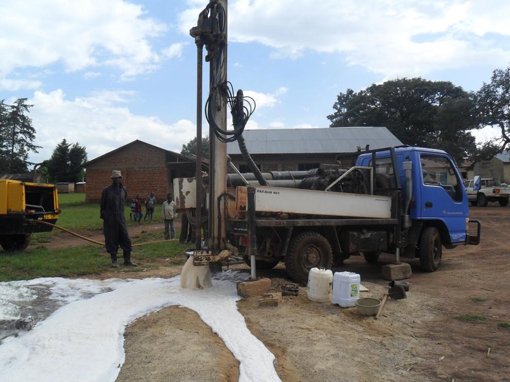 The Water Project : flushing-nabingenge-school-2
