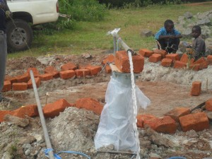 The Water Project : hafoland-test-pumping