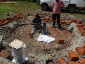 The Water Project : hafoland-new-primary-school-pad-construction