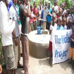 The Water Project: Tintifor Rehab #1 - DelMoody Street Well Rehabilitation -