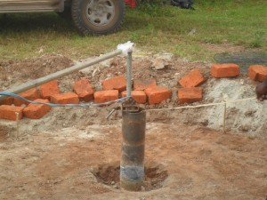 The Water Project : test-pumping-hafoland-primary
