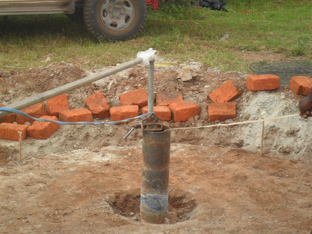 The Water Project : test-pumping-hafoland-primary-2