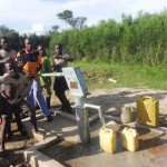 The Water Project: Rugendo Community Well -