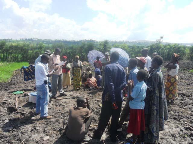 Photo of Cyeru Community Well