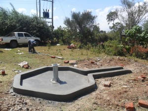 The Water Project : constructed-pad-musembe-market-1