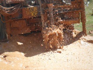 The Water Project : drilling-bushiangala-technical-institute-1