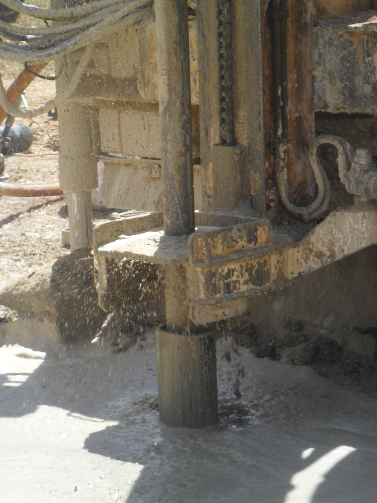 The Water Project : drilling-lwanda-k-school-4