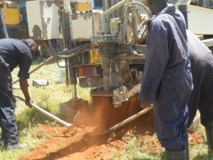The Water Project : drilling-set-to-begin-at-bushiangala-technical-institute